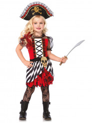 Pirat-udklædning pige