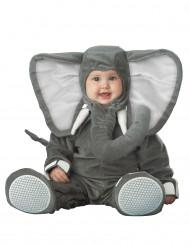 Elefantdragt baby