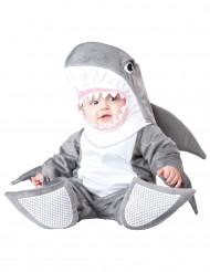 Udklædningsdragt haj Baby