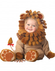 Kostume løve til babyer - luksus