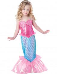 Havfrue-kostume børn - Premium