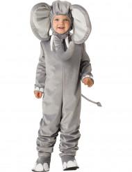 Elefantdragt børn - Premium