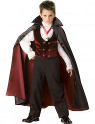 Kostume Goth Vampyr til børn - Premium