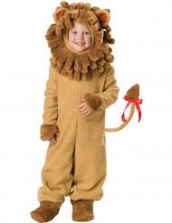 Premium udklædningsdragt løve Barn
