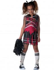 Cheerleaderkostume Zombie pige