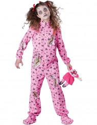 Udklædningsdragt zombie pige