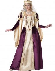 Kostume prinsesse til kvinder - Premium