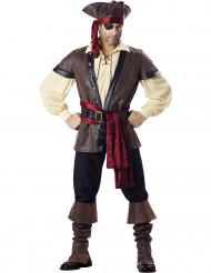 Premium Piratkostume til voksne