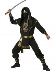 Kostume ninja til mænd premium
