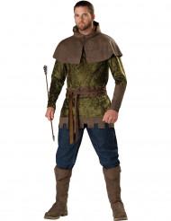 Kostume Robin Hood til mænd - Premium