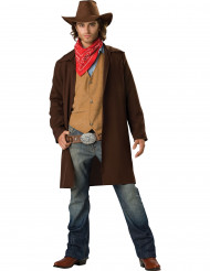 Cowboykostume mand - Premium