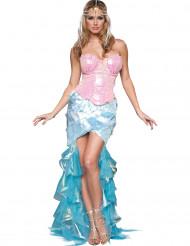 Kostume havfrue premium