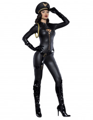 Kostume fræk kaptajn kvinde - Premium
