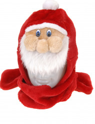 Julemandshue med Halstørklæde jul Voksen