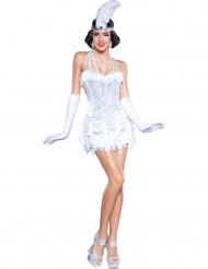 Premium charleston kostume kvinde