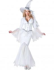 Hvid heks kvinde - Premium