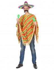 Poncho krydderi mexicansk til voksne