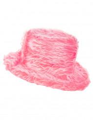 Lyserød Blød Hat Voksen