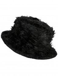 Sort Blød Hat Voksen