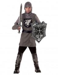 Drage ridderkostume til drenge