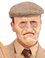 Sur gammel mand-maske