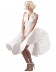 Marilyn Monroe-kostume kvinde