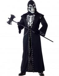 Kostume skelet morbid til voksne Halloween