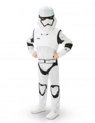 Luksus Storm Trooper Star Wars VII™ - udklædning til børn