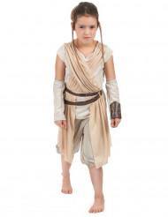 Kostume luksus Rey til piger - Star Wars VII™
