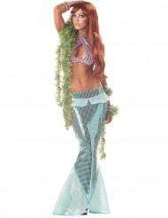 Udklædning fortryllende havfrue voksen