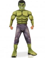 Kostume luksus Hulk™ til børn -Avengers 2™