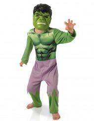Kostume Hulk + maske til børn - Avengers™