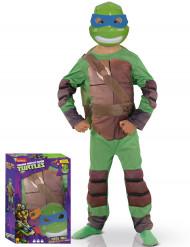 Vatteret kostume luksus Turtle Ninja™ børn - gaveindpakning