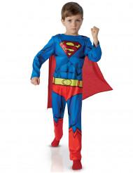 Udklædningsdragt klassisk Superman™ barn