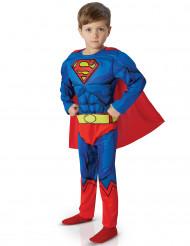 Kostume luksus Superman™ Comic Book børn