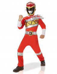 Klassisk rød Power Rangers™-udklædning barn