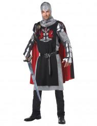 Middelalderridder - kostume til voksne