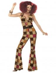 Udklædning Disko Boogie Kvinde