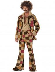 Udklædning Disko Boogie Mand