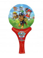 Ballon aluminium oppustelig Paw Patrol™ 15 x 30 cm