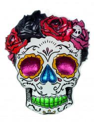 Dekoration dame skelet Dia de los Muertos 59x48 cm