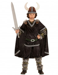 Vikingekostume til børn