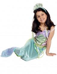 Havfrue-udklædning barn