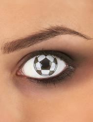 Fodbold-kontaktlinser voksne
