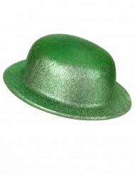 Grøn glimmerhat Saint Patrickss day