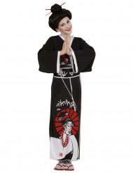 Kostume kinesisk sort til piger