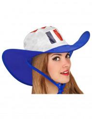 Cowboyhat sportsfan Frankrig