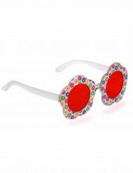 Hippie Briller Blomster