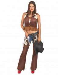 Cowgirldragt