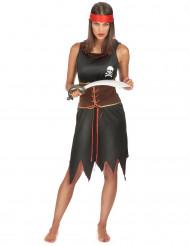 Mrs. Moderne - Piratkjole til kvinder
